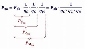 Mechanische Leistung Berechnen : elektrotechnik fachbuch grundlagen der elektrotechnik 6 energiebetrachtungen im elektrischen ~ Themetempest.com Abrechnung