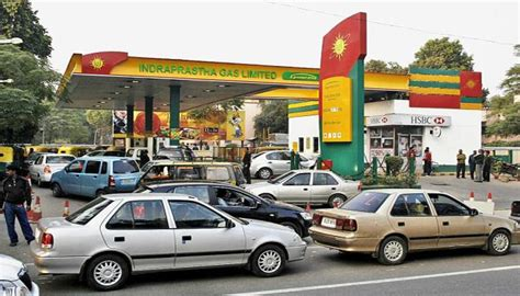 Delhi Government Bans Retrofitting Of Cng Kit In 'in-use' Cars