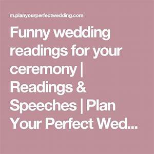 funny wedding readings for your ceremony funny wedding With wedding ceremony script funny