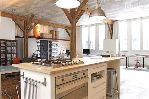 cuisine ouverte  mires paris