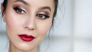 Affordable & Easy New Years Eve Makeup Tutorial Tutorial ...