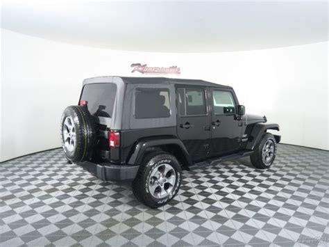 jeep wrangler unlimited soft top 1c4bjweg8hl505616 new 2017 jeep wrangler unlimited