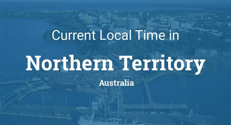 time  northern territory australia