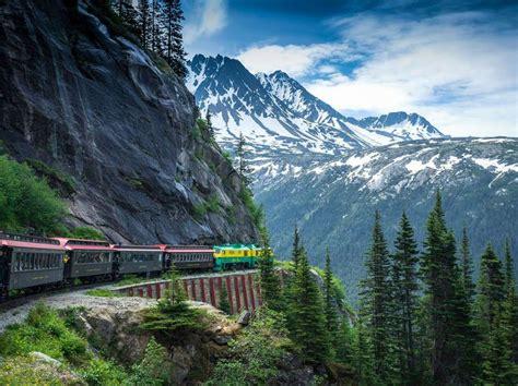 perjalanan kereta api  indah  kanada
