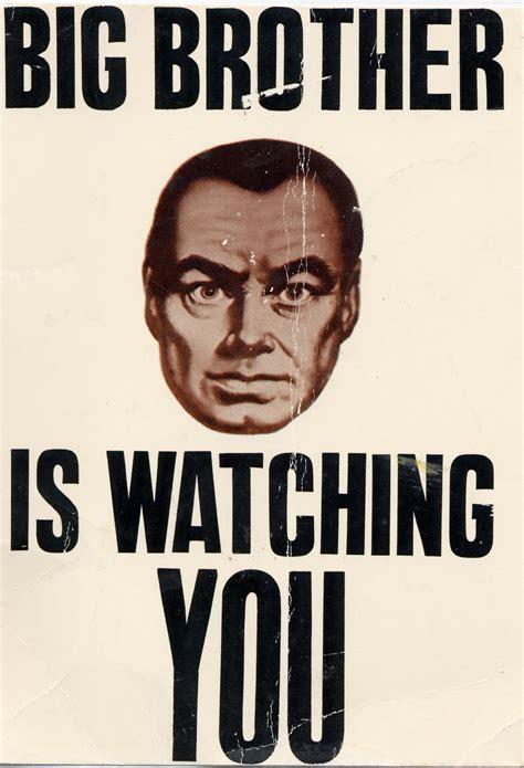 big brother is watching you - uludağ sözlük