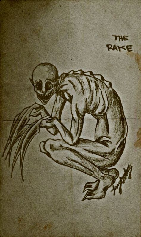Easy Scary Monster Drawing Ideas