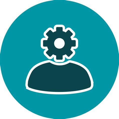 administration vector icon   vectors