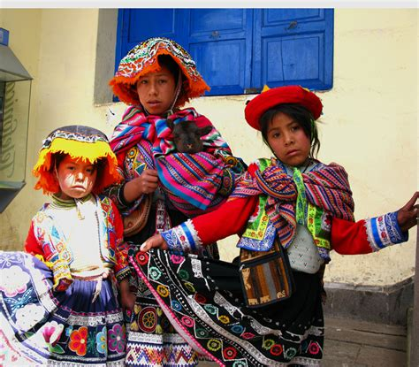 Liner notes include a brief introduction and track notes written by samuel marti. Peruvian Children from the altiplano region