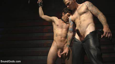 Juvenile Stud Relaxes On His Straight Subordinate Gay Teacher