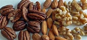 Raw, organic & nuts: Why some nuts are good for liver ...