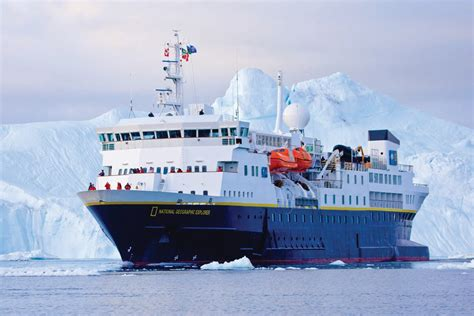 Luxury Antarctica Cruise Ships | Elite Club Ltd.