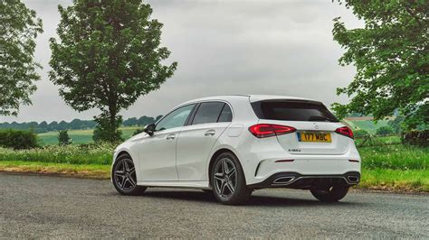 Review Mercedes A Class mercedes a class review every powertrain driven on uk