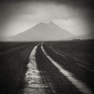 Black and White Analog Photographs Explore the Serenity of ...  White