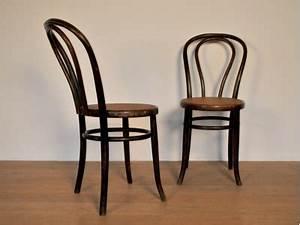Chaise Bistrot Vintage : chaise thonet 218 bistrot vintage maison simone nantes ~ Teatrodelosmanantiales.com Idées de Décoration