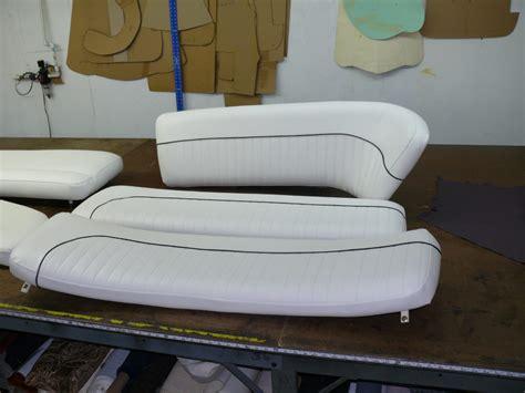 Boat Upholstery Restoration by Marine Upholstery Upholstery Shop Quality Reupholstery