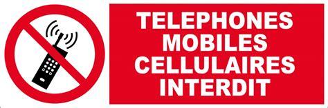 casier de bureau metal telephone portable interdit panneaux de signalisation et
