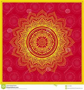 Indian Ornament Royalty Free Stock Image - Image: 34172356