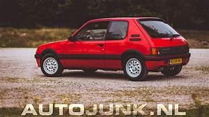 Peugeot 205 Gti 1 6 1987 Foto U0026 39 S  U00bb Autojunk Nl  175008