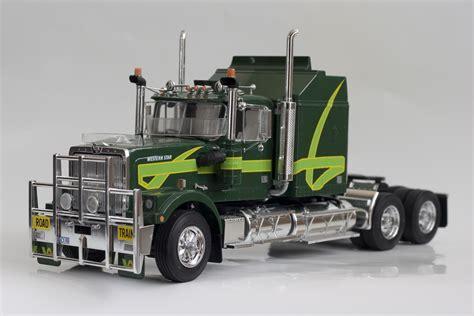 model semi trucks italeri australian truck 1 24 scale plastic model kit 719
