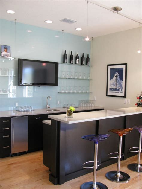Contemporary Home Bar by 18 Small Home Bar Designs Ideas Design Trends