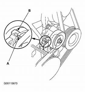 2002 Honda Crv Serpentine Belt Diagram