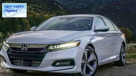 Honda Accord Coupe 2019 Review And Specs Techweirdo