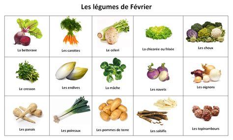recettes cuisines les légumes de février ma cuisine santé