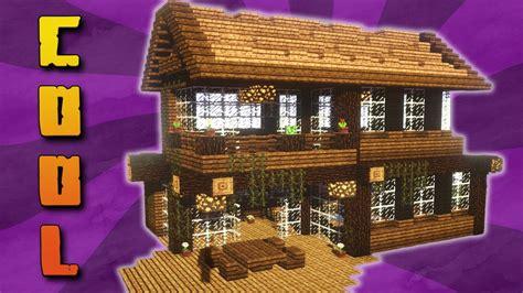 Minecraft Schönes Haus Zum Nachbauen (mit Download) Haus