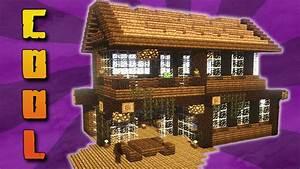 Einfaches Holzhaus Bauen : minecraft sch nes haus zum nachbauen mit download haus ideen minecraft holzhaus bauen ~ Sanjose-hotels-ca.com Haus und Dekorationen