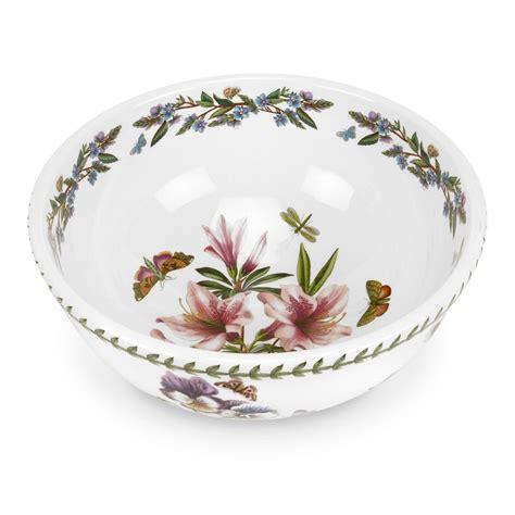 portmeirion botanic garden bowls portmeirion botanic garden 11 inch salad bowl portmeirion uk