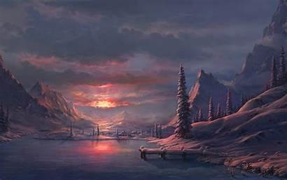 Winter Desktop Background Ipad