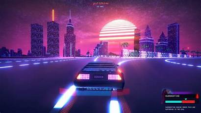 80s Neon Wallpapers Background