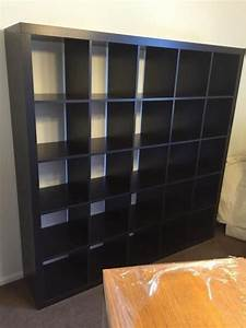 Ikea Expedit 5x5 : ikea expedit kallax 5x5 182x182 cm mit 25 f cher schwarz in neu isenburg ikea m bel ~ Eleganceandgraceweddings.com Haus und Dekorationen