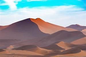 Desert Sand Dunes Free Photo - ISO Republic