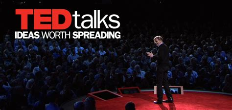 These Are Τhe 10 Amazing TED Talks You Need Τo Watch
