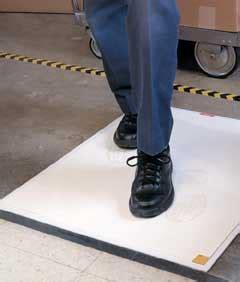 tacky mat   lint brush   shoes