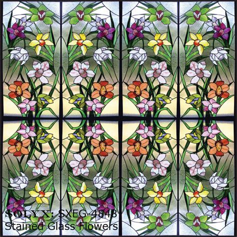 stained glass window film 2017 grasscloth wallpaper