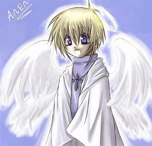 Anen angel boy colored - CRAP by hellsingfan on DeviantArt