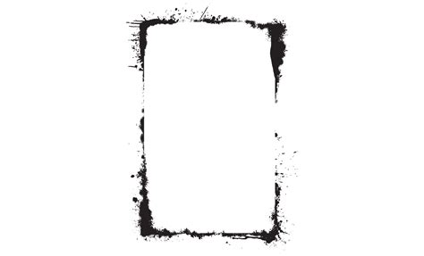 adobe illustrator grunge borders vector pack