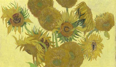 van gogh sunflowers reunited    time culture whisper