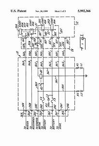 Patent Us5992366 - Ignition Switch Cutout Module