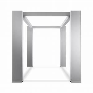 Tischgestell Metall Nach Mass : metall werk z rich ag tischgestell typ 5 ~ Markanthonyermac.com Haus und Dekorationen