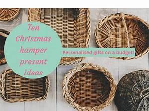 Ten, Homemade, Christmas, Hamper, Present, Ideas