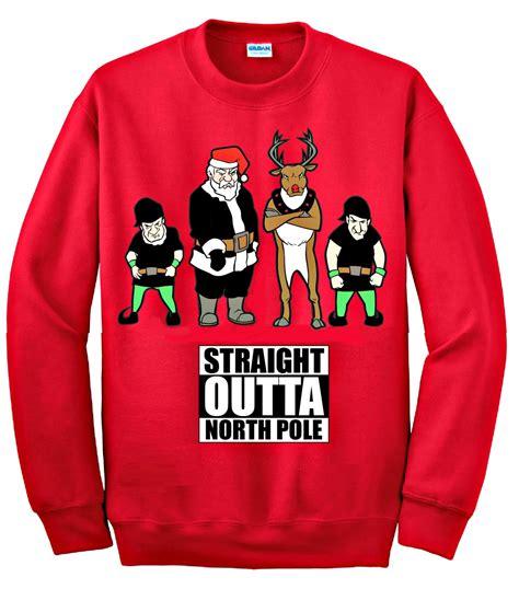 funniest sweaters outta pole sweater