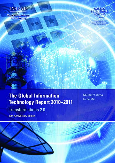 global information technology report insead knowledge