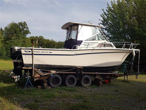Sailfish Boats Canada by 1988 Grady White Sailfish Power Boat For Sale Www