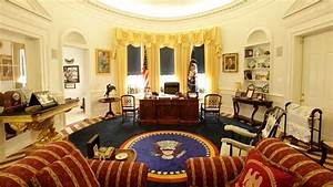 Oval Office In My Home  Ron Wade And His Presidential