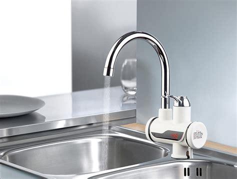 Chauffage Électrique Chauffe-eau Sans Réservoir Robinet
