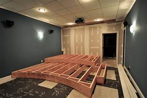 Home Theater Redux: Home Theater: The Riser Theater