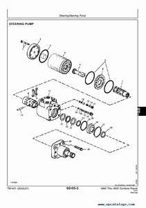 John Deere 9400 9500 9600 Combines Technical Manual Pdf